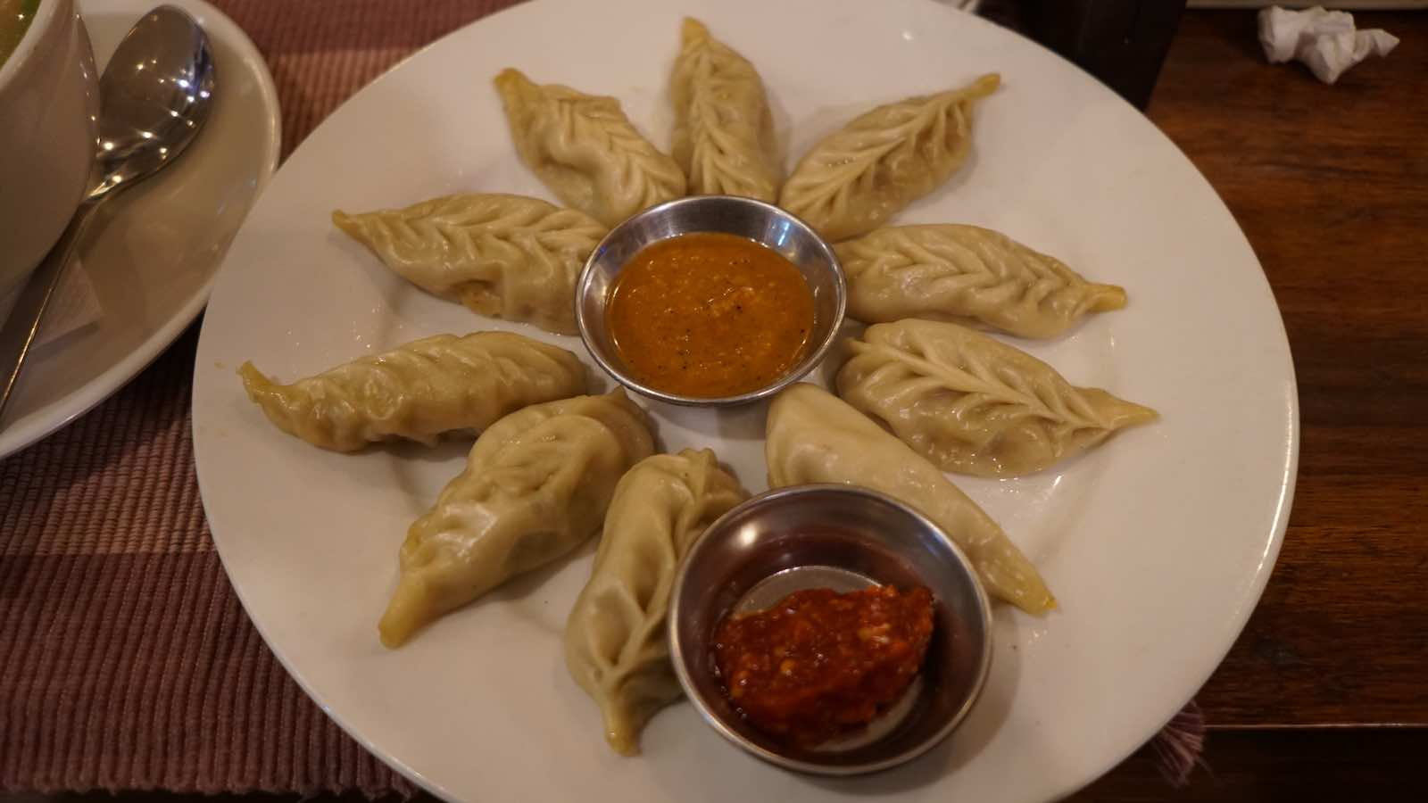 Ate a lot of vegetable momos during my time here, I decided to avoid meat and stick to local foods to lower my chances of food poisoning. These were good and were very similar to the chinese dumplings I am familiar with.